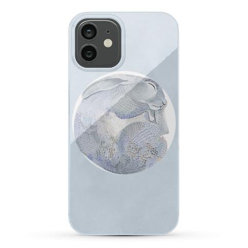 Moon Rabbit Phone Case