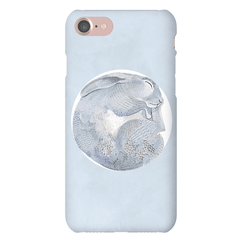 Moon Rabbit Phone Case