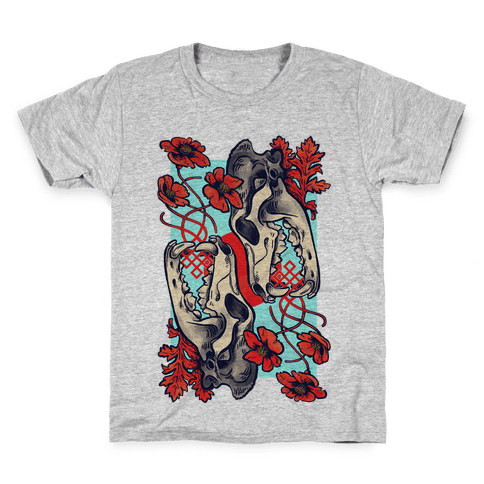 Sleep And The Coyote Kids T-Shirt
