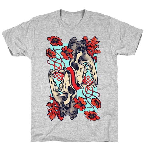 Sleep And The Coyote T-Shirt
