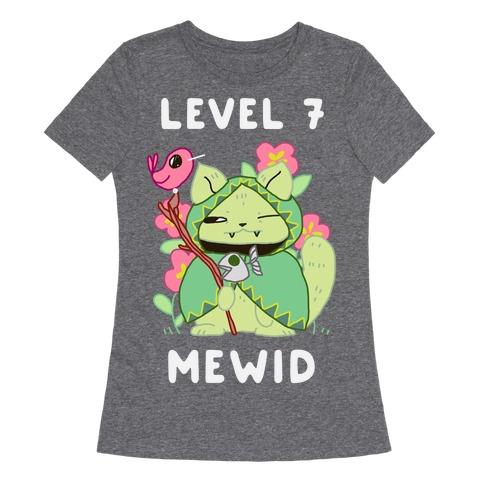 Level 7 Mewid Womens T-Shirt