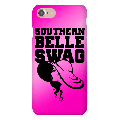 Southern Belle Swag Phone Case