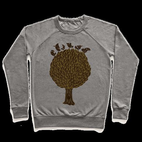 Birds on a Tree Pullover