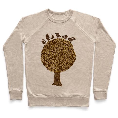 Birds on a Tree Pullover