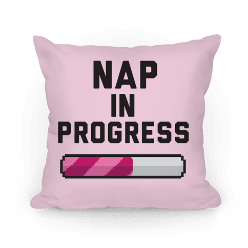 Nap In Progress