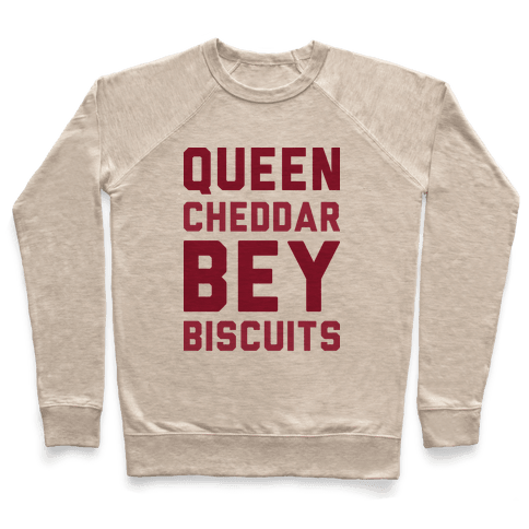 Queen Cheddar Bey Biscuits Parody