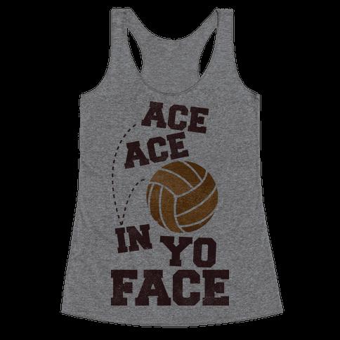 Ace Ace Racerback Tank Top