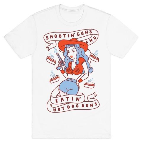 Buns And Guns T-Shirt