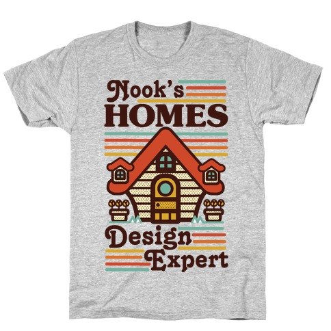 Nook's Homes Design Expert T-Shirt