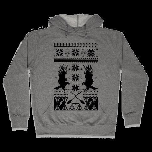 Hogwarts Ugly Christmas Sweater: Ravenclaw