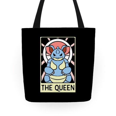 The Queen - Nidoqueen Tote