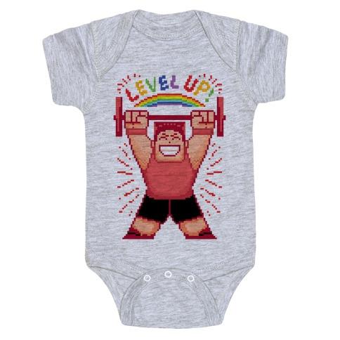 Level Up! Baby Onesy