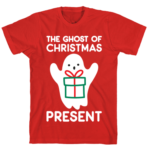The Ghost of Christmas Present Mens T-Shirt