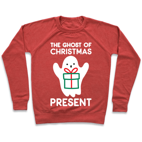 The Ghost of Christmas Present Pullover
