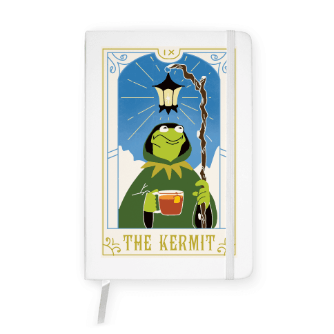 The Kermit Tarot Card Notebook