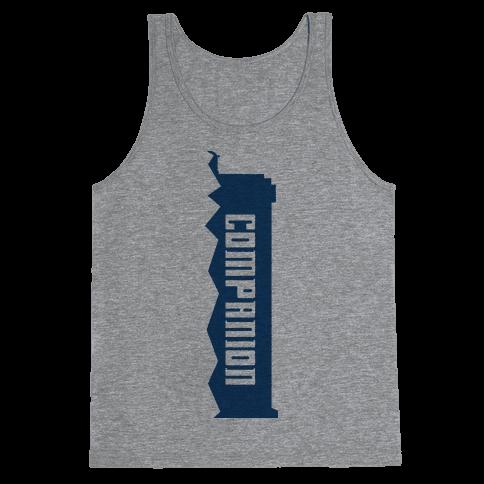 Companion (Doctor and Companion Shirt) Tank Top