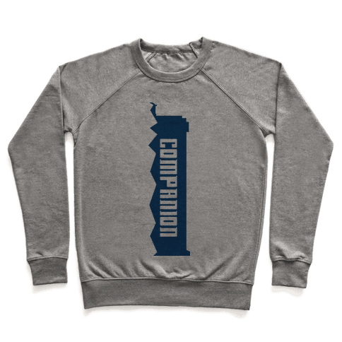 Companion (Doctor and Companion Shirt) Pullover