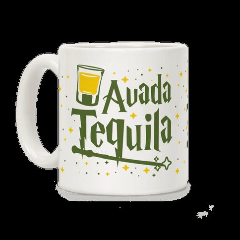 Avada Tequila Coffee Mug