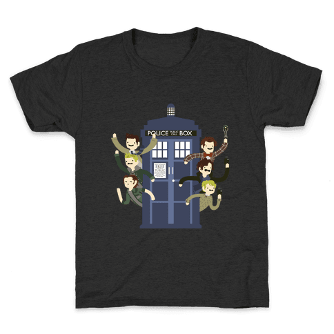 Superwholock Kids T-Shirt