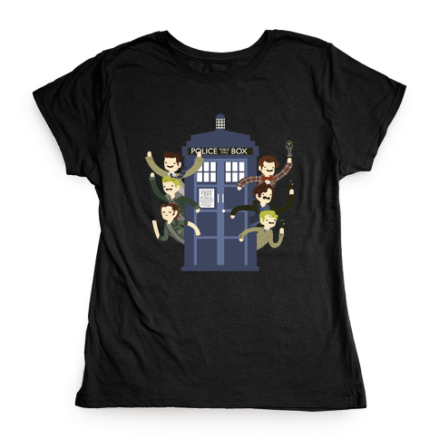 Superwholock Womens T-Shirt