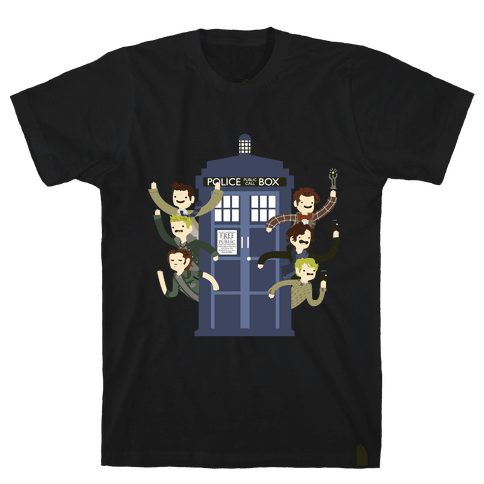 Superwholock Mens T-Shirt