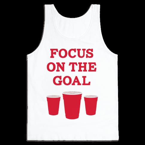 Focus on the Goal Tank Top
