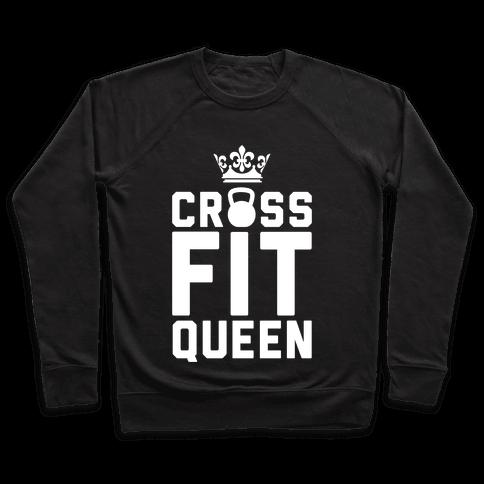 Crossfit Queen Pullover