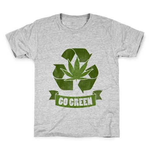 Go Green Kids T-Shirt