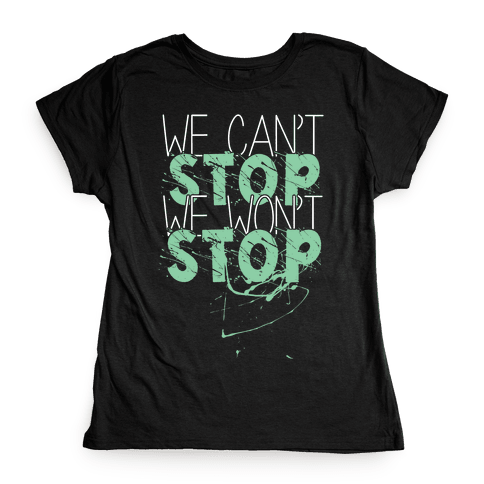 Relentless Youth Womens T-Shirt