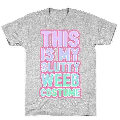 This is My Slutty Ferengi Costume T-Shirt