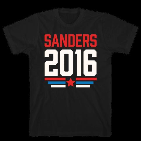 Sanders 2016 Mens T-Shirt