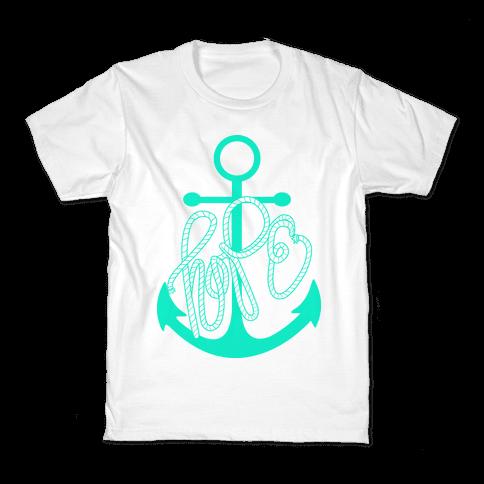 Hope (Green) Kids T-Shirt