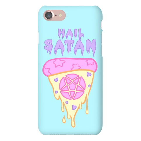 Hail Pizza Phone Case