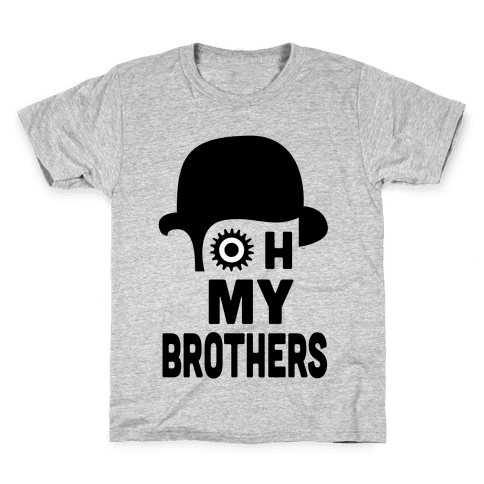 Oh My Brothers Kids T-Shirt
