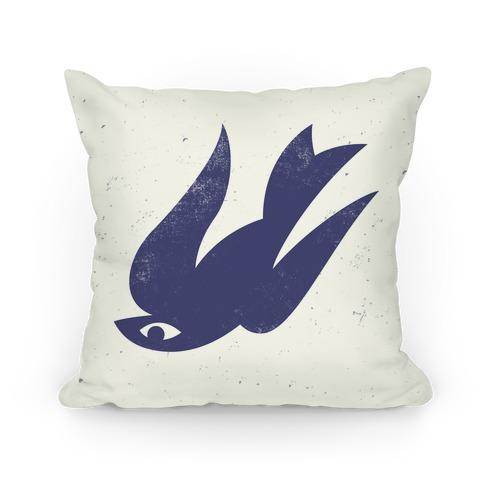 The Bird Pillow
