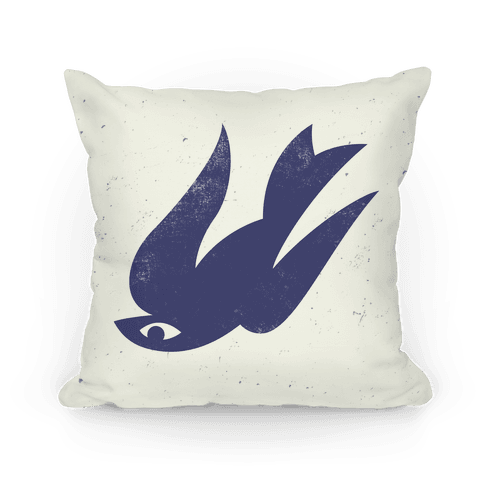 The Bird Pillow