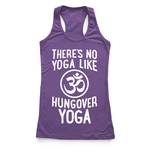 There's No Yoga Like Hungover Yoga