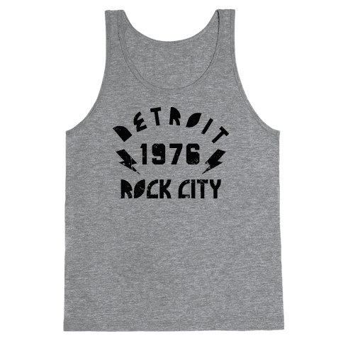 Detroit Rock City 1976 Tank Top