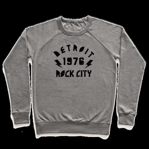 Detroit Rock City 1976 Pullover