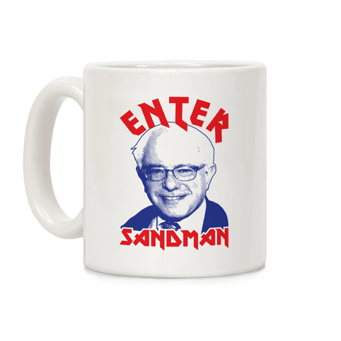 Enter Sandman Coffee Mug