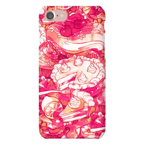 Sweet Treat Pattern Phone Case