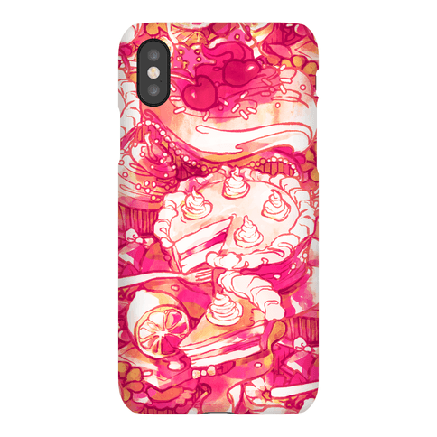 Sweet Treat Pattern Phone Case