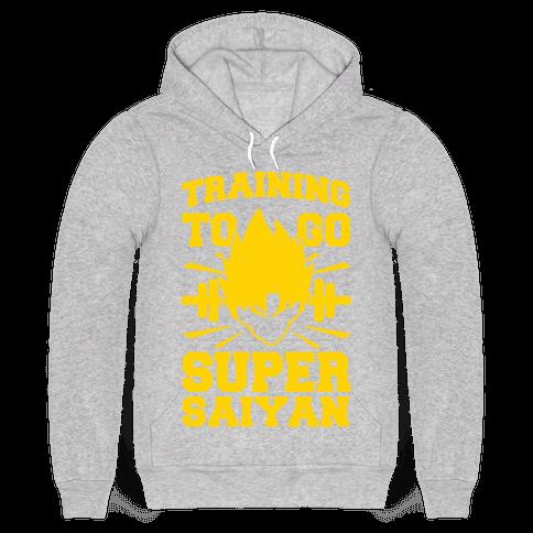 Training to Go Super Saiyan