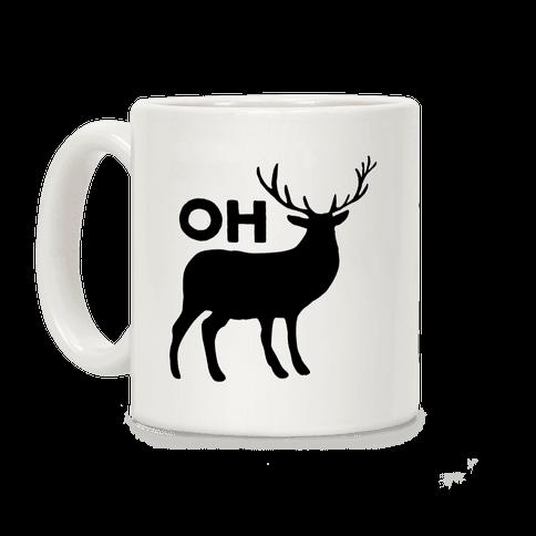 Oh Deer Coffee Mug