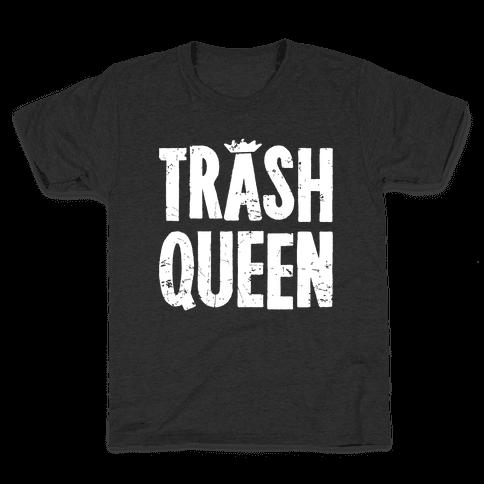 Trash Queen Kids T-Shirt