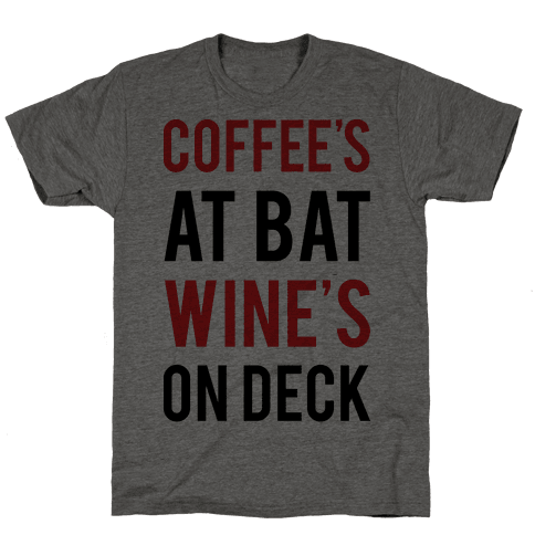 Coffees At Bat Wines On Deck