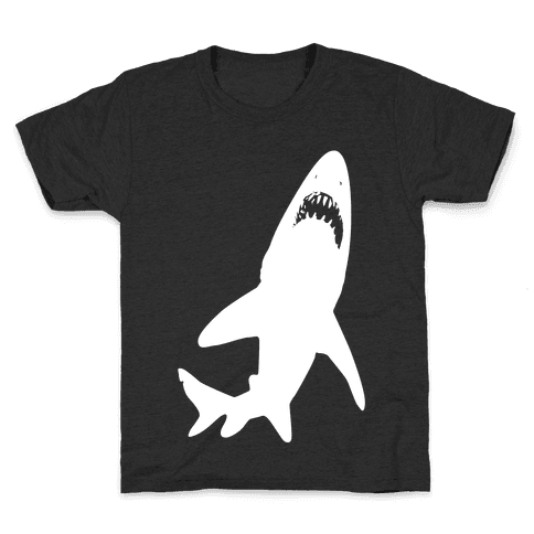 Stalking Shark Kids T-Shirt
