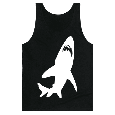 Stalking Shark Tank Top