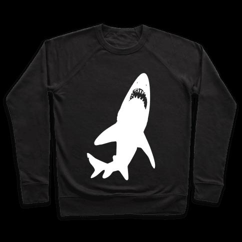 Stalking Shark Pullover