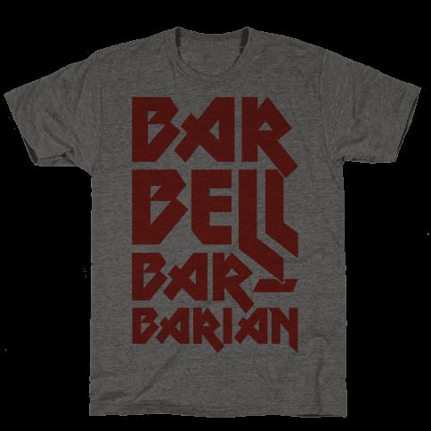 Barbell Barbarian